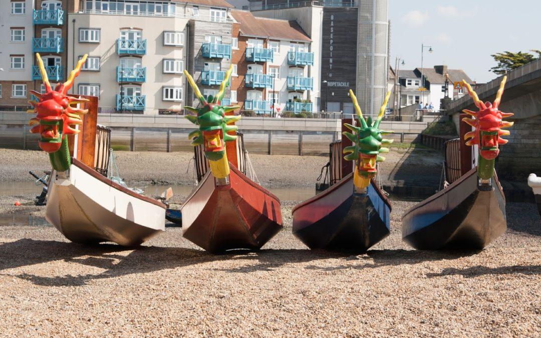 Shoreham Dragon Boat Race