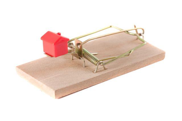 Avoiding the Mortgage Trap